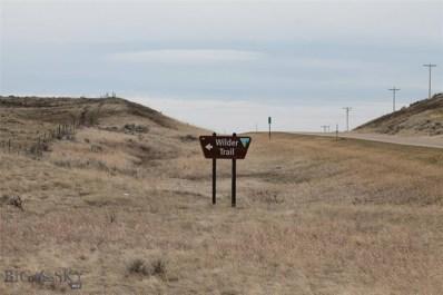Wilder Trail, Lewistown, MT 59457 - #: 344583