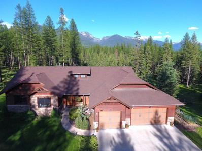 128 Jewel Basin Ranch Road, Bigfork, MT 59911 - #: 21806049