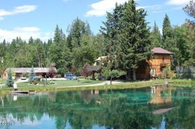2993 Sinclair Creek Road, Eureka, MT 59917 - #: 21807685