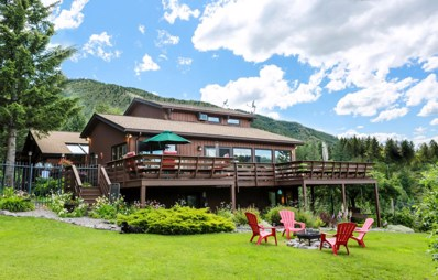 2830 Mitten Mountain Road, Missoula, MT 59803 - #: 21808628