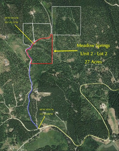 Lot 2 Meadow Springs Subdivisi, Fortine, MT 59918 - #: 22107254