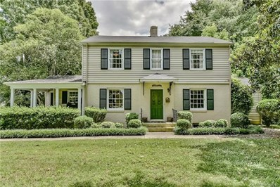 1519 S Wendover Road, Charlotte, NC 28211 - #: 3384292
