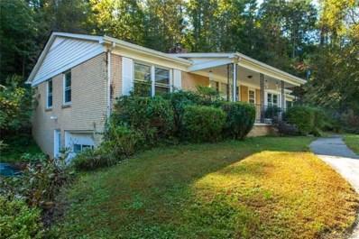 580 Oak Grove Road, Marshall, NC 28753 - #: 3441061