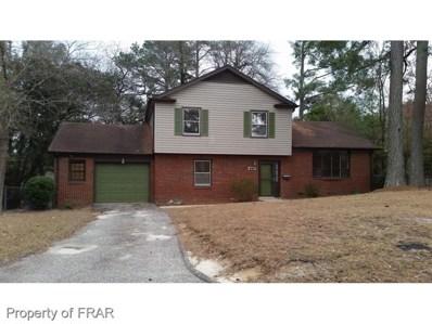 455 Cloverhill Pl, Fayetteville, NC 28311 - #: 535457
