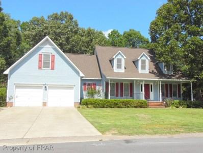 1105 Chestnut Wood Dr, Fayetteville, NC 28314 - #: 546209