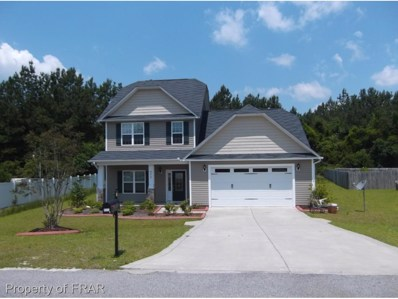 4213 Raccoon Path Dr., Fayetteville, NC 28312 - #: 554703
