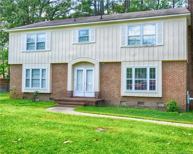 404 Murray Hill Road, Fayetteville, NC 28303 - #: 607004