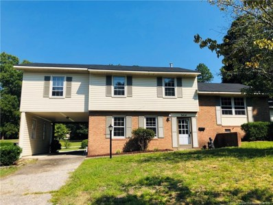 5414 Maryland Drive, Fayetteville, NC 28311 - #: 607699