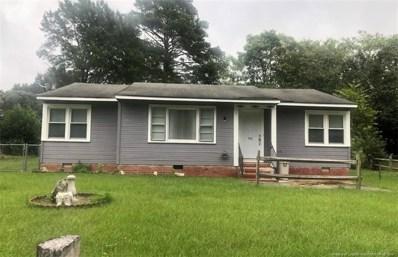 815 Poplar Drive, Fayetteville, NC 28304 - #: 615609