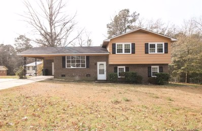 292 Murray Fork Drive, Fayetteville, NC 28314 - #: 623768