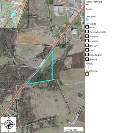 N C 120 Hwy, Mooresboro, NC 28114 - #: 46425