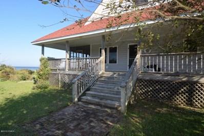 721 Lola Road, Cedar Island, NC 28520 - #: 100106721