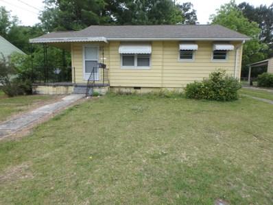406 New River Drive, Jacksonville, NC 28540 - #: 100115367