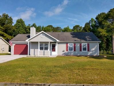 127 Glenwood Drive, Hubert, NC 28539 - #: 100116360