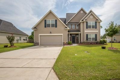 422 Cyrus Thompson Drive, Jacksonville, NC 28546 - #: 100128187