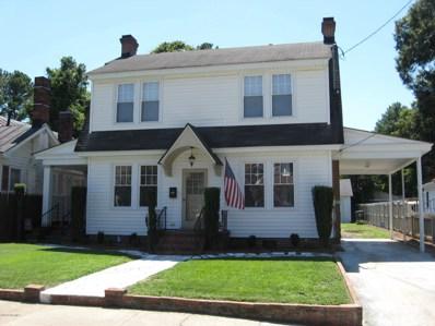 1007 Anderson Street NW, Wilson, NC 27893 - #: 100129038