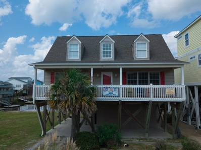 428 Ocean Boulevard W, Holden Beach, NC 28462 - #: 100132385
