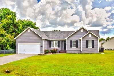 136 Camellia Creek Drive, Richlands, NC 28574 - #: 100133381