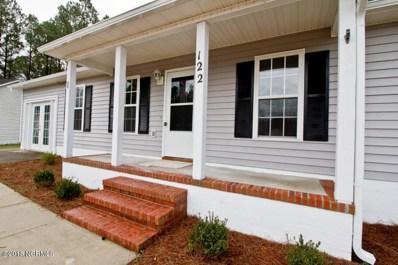 122 Waterfall Drive, Jacksonville, NC 28540 - #: 100134049