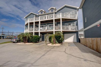 202 Fort Fisher Boulevard N UNIT A-3, Kure Beach, NC 28449 - #: 100134207