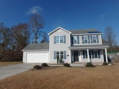 125 Camellia Creek Drive, Richlands, NC 28574 - #: 100138544
