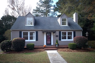 1521 Anderson Street NW, Wilson, NC 27893 - #: 100140960