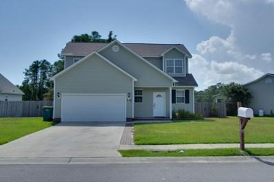 110 Borough Nest Drive, Swansboro, NC 28584 - #: 100158848
