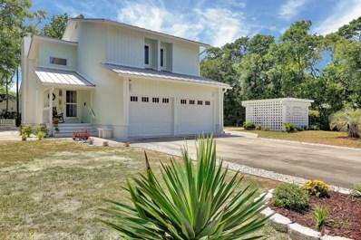 501 W Oak Island Drive, Oak Island Wooded, NC 28465 - #: 100163544