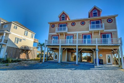 1302 New River Inlet Road, North Topsail Beach, NC 28460 - #: 100169015