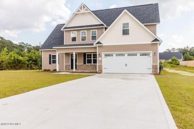 823 Tuscarora Trail, Jacksonville, NC 28546 - #: 100187308