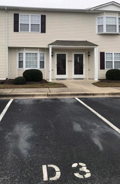 2116 Flagstone Court UNIT D3, Greenville, NC 27834 - #: 100193540