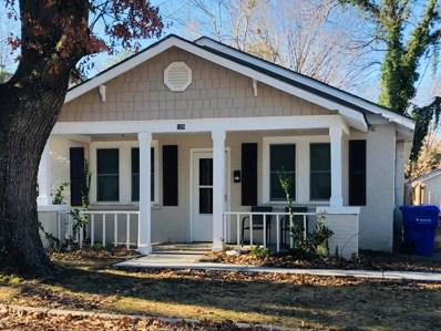 109 N Jarvis Street, Greenville, NC 27858 - #: 100202632
