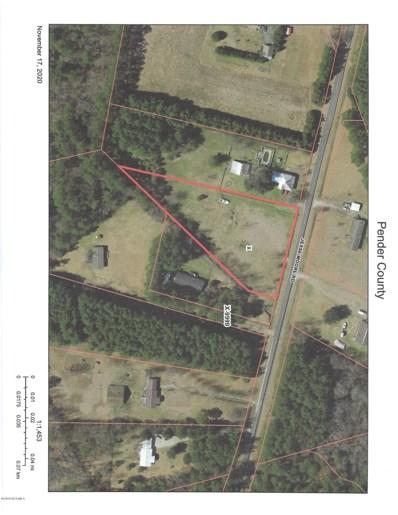 1.5 Acres Jesse Moore Road, Ivanhoe, NC 28447 - #: 100245843