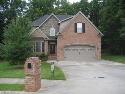 350 Bent Creek Trail, Kernersville, NC 27284 - #: 886904