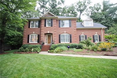 12 Westridge Court, Greensboro, NC 27410 - #: 897963