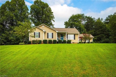 615 Trotters Ridge Lane, Kernersville, NC 27284 - #: 900597