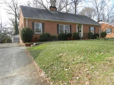 907 Onslow Drive, Greensboro, NC 27408 - #: 913406