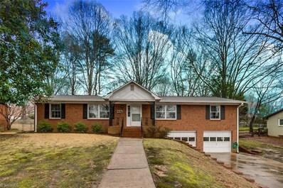 4156 Mill Creek Road, Winston Salem, NC 27106 - #: 913770