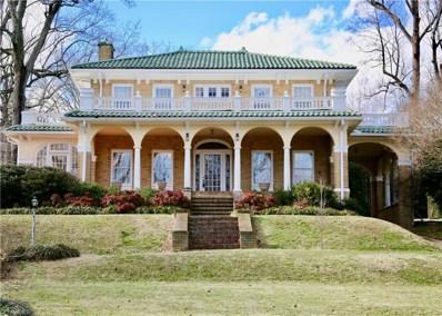 1604 N College Park Drive, Greensboro, NC 27403 - #: 916394