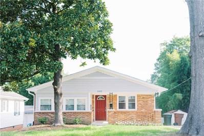 1419 Washington Street, Greensboro, NC 27401 - #: 944644