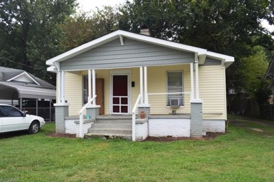 1302 Sloan Street, Greensboro, NC 27401 - #: 949197
