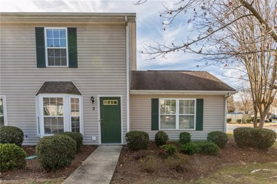 2 Grassy Knoll Circle, Greensboro, NC 27406 - #: 959238