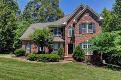 814 Troublesome Creek Drive, Greensboro, NC 27455 - #: 962788