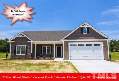 105 Rolling Knoll Court, Dudley, NC 28333 - #: 2185903