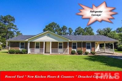 117 Robin Lake Drive, Dudley, NC 28333 - #: 2196524