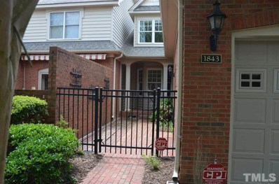 1843 E Middlebrook Drive, Raleigh, NC 27615 - #: 2206793