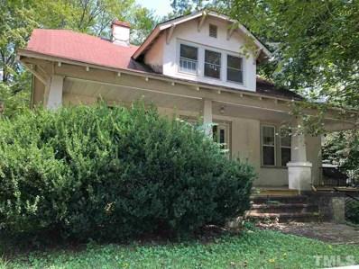 505 S Merritt Mill Road Front House, Chapel Hill, NC 27516 - #: 2212131