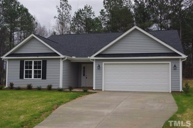 Tbd Lot 57 Tinney Inn Road, Sanford, NC 27332 - #: 2213567