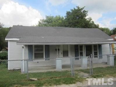 1317 S Williams Street, Henderson, NC 27536 - #: 2214477