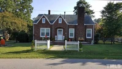 602 E Chatham Street, Apex, NC 27502 - #: 2214902